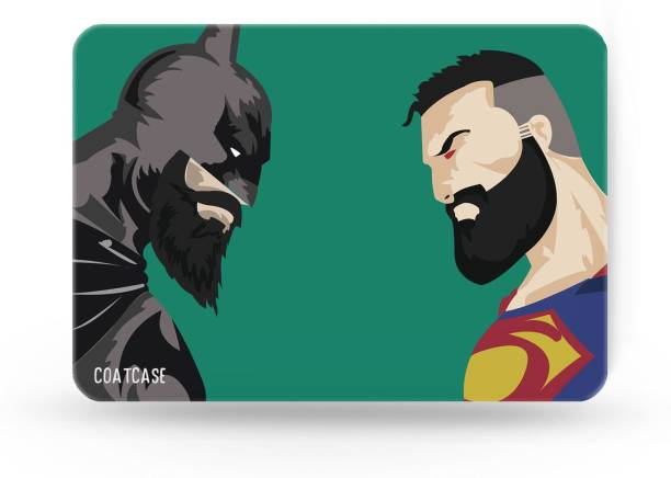 COATCASE MPB-18 Dc Comic Batman Printed Rubber Base with Anti Skid Feature for Computer and Laptop Designer Gaming Mouse pad Mousepad