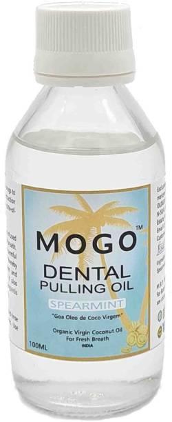 mogo Dental Pulling Oil - Spearmint