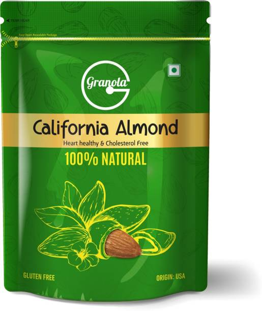 Granola 100% Natural California Almonds