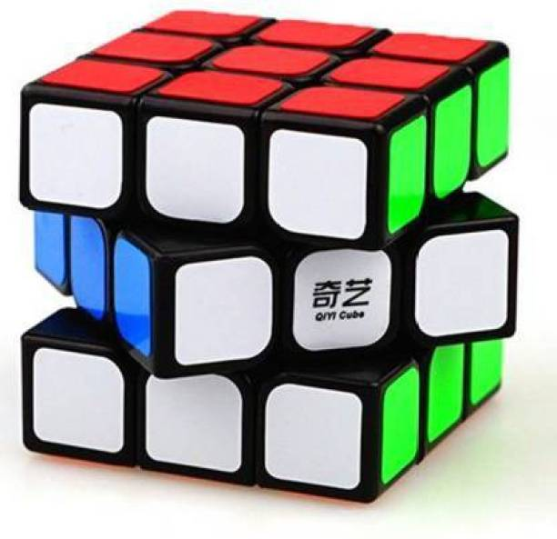 V Cubers Qiyi 3x3 Sali Warrior (W) Ultra Smooth and Speed cube puzzle toy for Kids