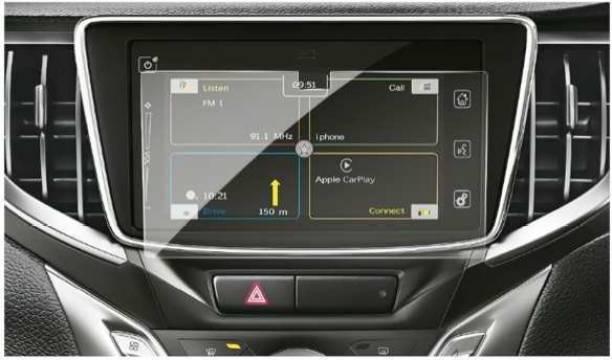 Tuta Tempered Screen Guard for Suzuki Baleno Car's Infotainment System (Pack of 1)