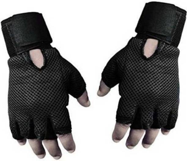 DaylFora Gym Gloves / Sports Gloves / Fitness Gloves/ Training Gloves / Weight Lifting Gym & Fitness Gloves
