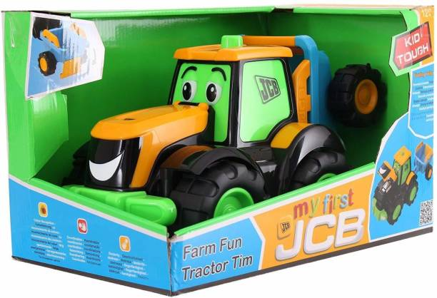 JCB Fun Farm Tractor Tim