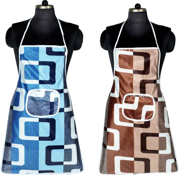 SSDN Polyester Chef's Apron - Free Size