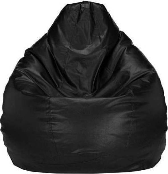 PackMatrix XXXL Tear Drop Bean Bag Cover  (Without Beans)