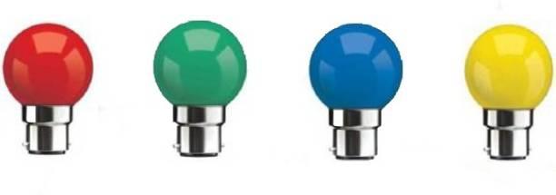 acmeker 0.5 W Round B22, B27 LED Bulb