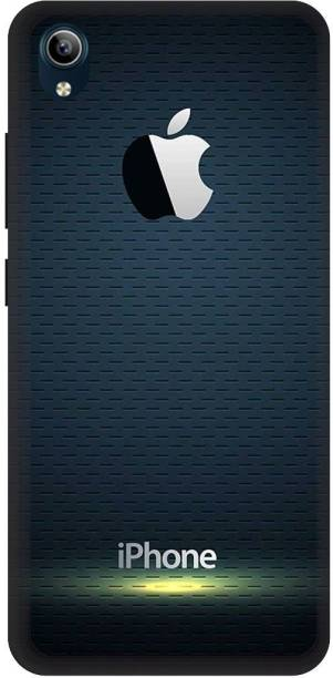 MD CASES ZONE Back Cover for Vivo Y91i Apple Apple Logo printed back cover