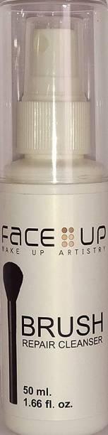 FACE UP BRUSH REPAIR & CLEASING Makeup Remover