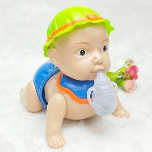 PRAMUKH crawling baby toy