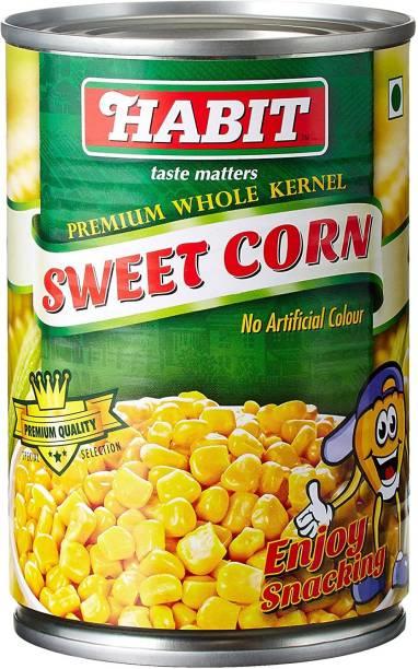 HABIT SWEET CORN 410G Corn