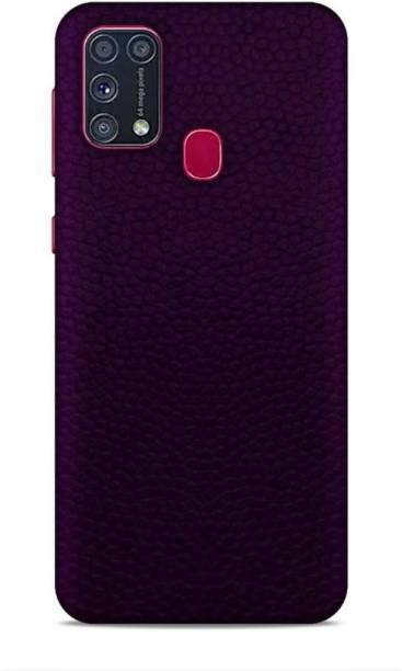 GHR Tech World Back Cover for Samsung Galaxy M31