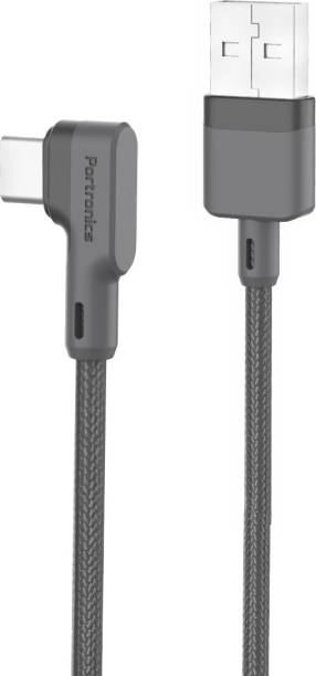 Portronics POR-1081 Konnect L 1.2 m USB Type C Cable