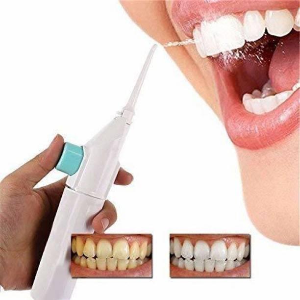 SVENTERPRISEE Tooth Pick Power Floss Dental Cleaning Whitening Teeth Kit Power Flos