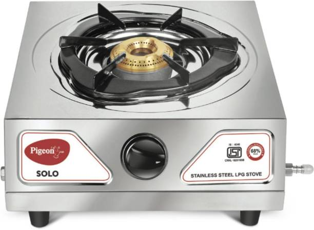 Pigeon Stainless Steel Manual Gas Stove
