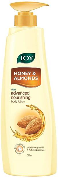 Joy Honey & Almonds Advanced Nourishing Body Lotion 500 ml