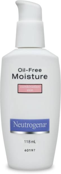 NEUTROGENA Oil Free Moisture Combination Skin