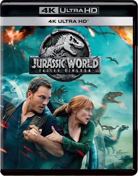 Jurassic World: Fallen Kingdom (4K UHD)