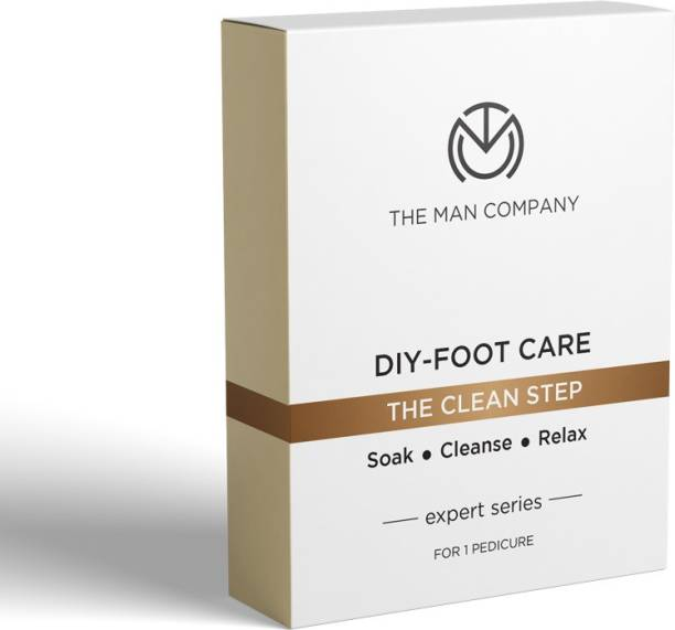 THE MAN COMPANY DIY-Foot Care The Clean Step (pedicure kit)