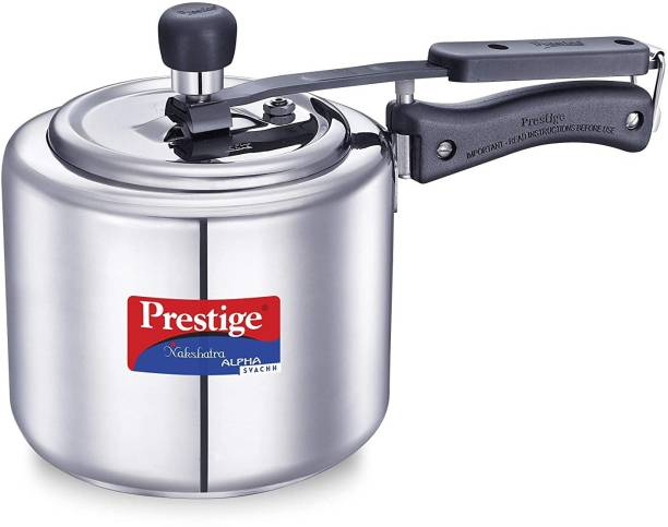Prestige Svachh Nakshatra 3 L Induction Bottom Pressure Cooker