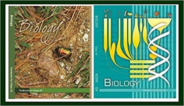 NCERT Biology Textbook For Class - 11 And Class - 12 ( Set Of 2 Original Books Combo ) Eglish Medium