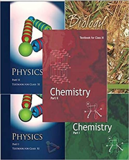 NCERT Science (PCB) Complete Books Set For Class -11 (English Medium) [Hardcover] NCERT Unknown Binding – 1 January 2019