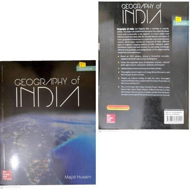 Geography Of India ( Majid Husain )