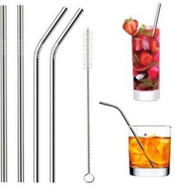 Czech Straight Drinking Straw