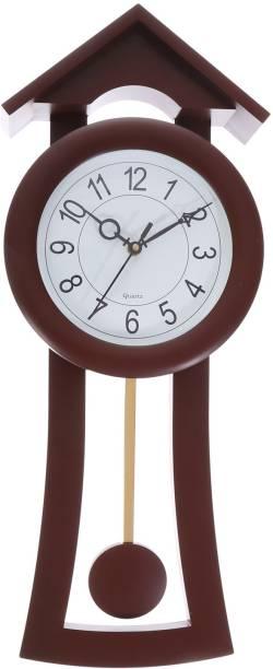 Smile2u Retailers Analog 53 cm X 23 cm Wall Clock