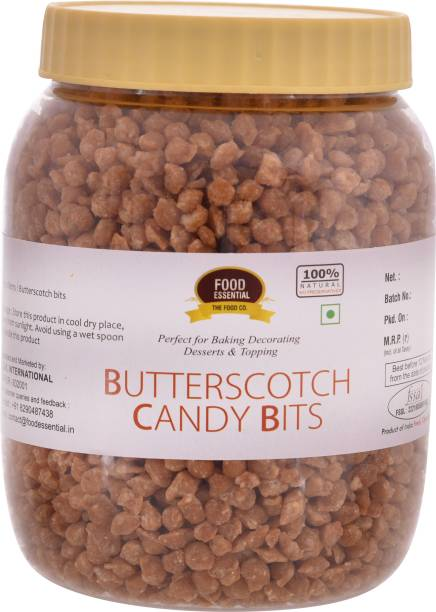 FOOD ESSENTIAL Butterscotch Candy Bits Chips