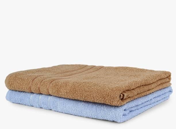 Bombay Dyeing Cotton 350 GSM Bath Towel Set