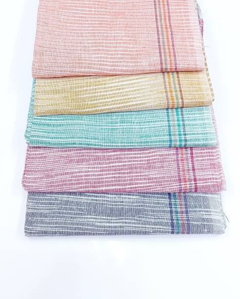 shree aparajeet creations Cotton 250 GSM Bath, Hand, Face, Beach, Hair Gamcha