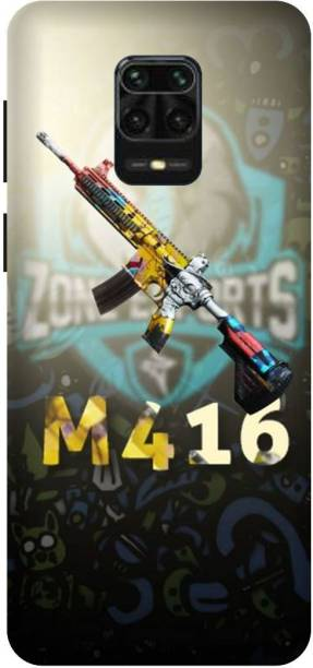 MD CASES ZONE Back Cover for Redmi Note 9 Pro Max Pubg Pubg Game Pubg Mobile printed back cover