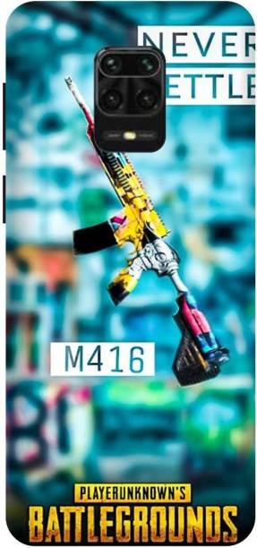 MD CASES ZONE Back Cover for Poco M2 Pro, Mi Redmi Note 9 Pro, Mi Redmi Note 9 Pro Max