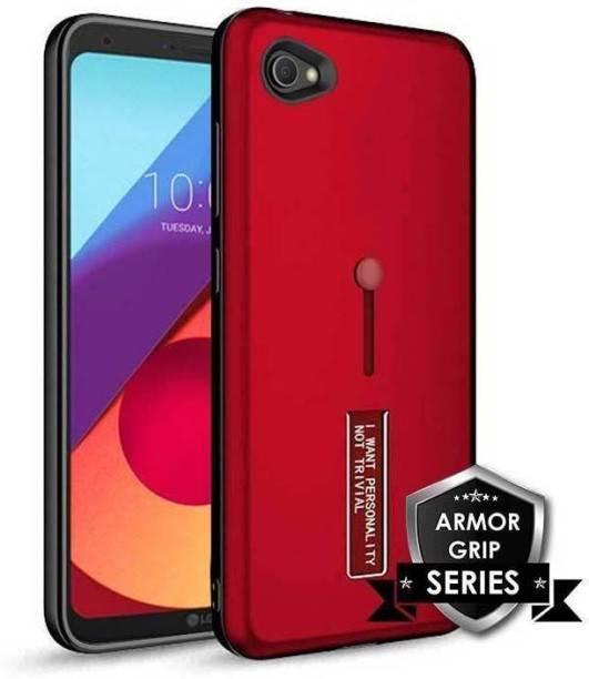 FlareHUB Back Cover for LG Q6