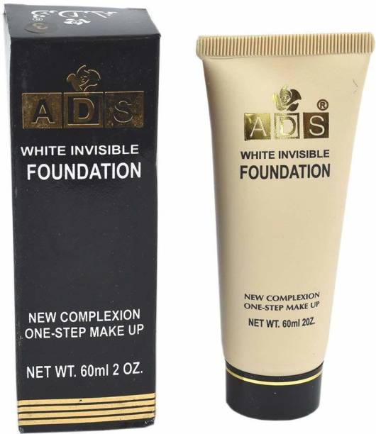ads White Invisible Concealer SPF 15, 60ml (Beige) Foundation
