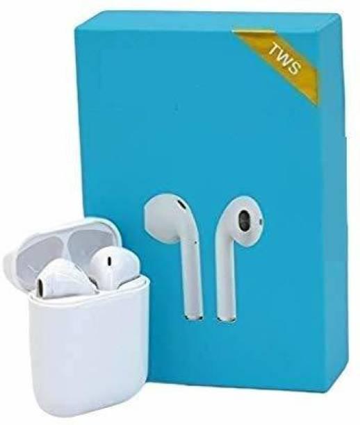 ARYAN LOGISTICS i 11s Mini Twins Wireless Bluetooth Earphone and Portable Case Bluetooth Headset