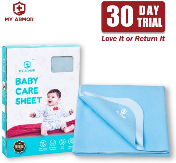 MY ARMOR Polyester Baby Bed Protecting Mat