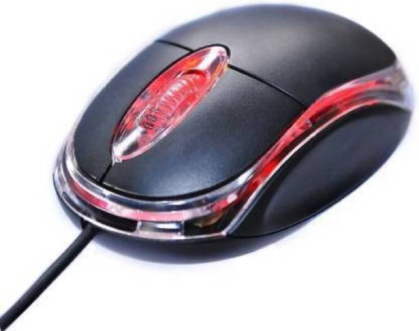 fabmania Wired Optical Mouse Wired Optical Mouse