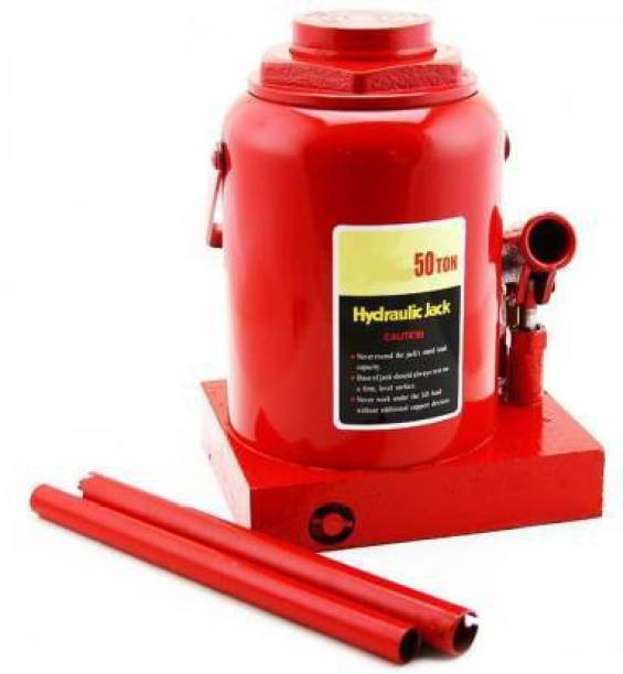 BELOFTE Hydraulic Bottle 50 Ton Vehicle Jack Stand
