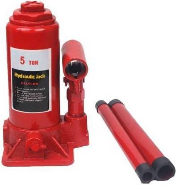 TAAJ HBJ 5Ton Hydraulic Bottle (5000 kg) Vehicle Jack Stand