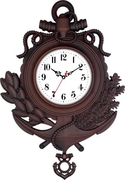 Art Amori Analog 38 cm X 45 cm Wall Clock