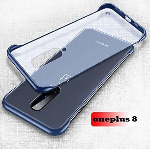 KARWAN Back Cover for OnePlus 8