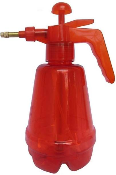 TEJAS SMART GADGETS green 1.2 Litre Garden Agriculture Spray Pump Atomizer Pressure Sprayer + Adjustable Brass Nozzle for Mist & Spray + High Quality Pet Plastic Bottle 1.5 L Hand Held Sprayer