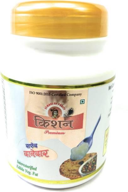 kishan SAFED DANEDAR GHEE 1 L Plastic Bottle