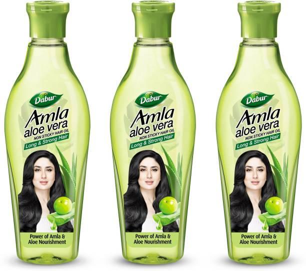 Dabur Amla Aloevera  Hair Oil