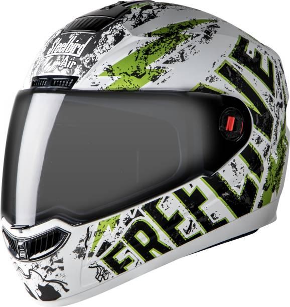 Steelbird Air SBA-1 FREE LIVE Motorbike Helmet