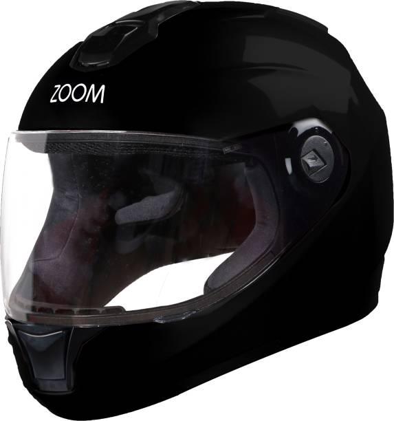 Steelbird SBH-11 ZOOM Motorbike Helmet
