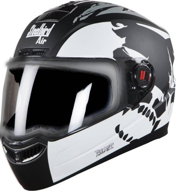 Steelbird Air SBA-1 BEAST Motorbike Helmet