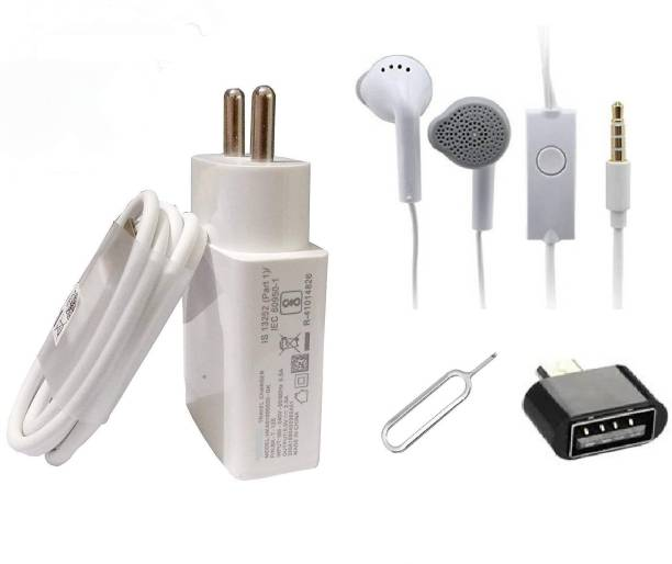 VlVQ Wall Charger Accessory Combo for Vivo Z1 Y83 Y81 X21i Y53i Y71 V9 Youth V9 X21 UD X21 V7 X20 Plus X20 Plus UD X20 V5