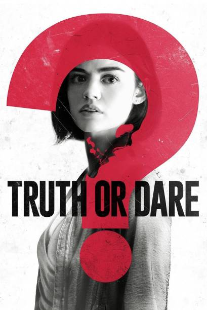 Truth or Dare (2018) dual audio Hindi & English clear HD print clear voice it's burn DATA DVD play only in computer or laptop not in DVD or CD player it's not original without poster